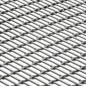maglia metallica per facciate