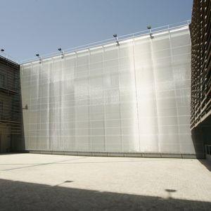 tela metallica per facciate / per muro / per soffitto / per frangisole