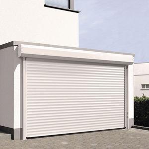 porte avvolgibili per garage / in alluminio / automatiche / isolanti