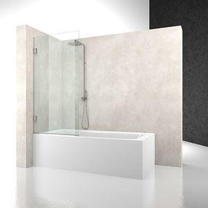 parete doccia per vasca da bagno