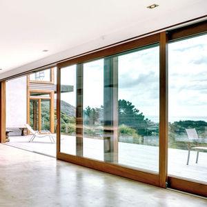 vetrata alzante-scorrevole
