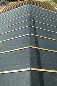 guaina bituminosa impermeabilizzante per tetti
