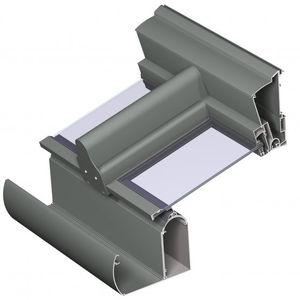 veranda autoportante / in alluminio