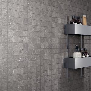 mosaico da interno / da parete / in gres porcellanato / quadrato