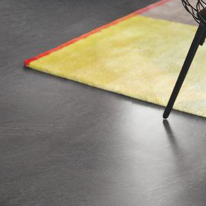 pavimento laminato in HDF / flottante a clic / aspetto pietra / aspetto piastrelle