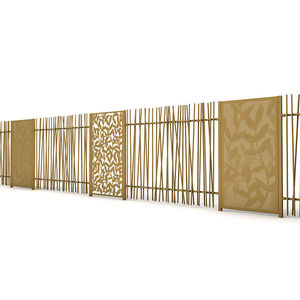 recinzione a pannelli