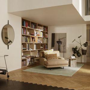 chaise longue design scandinavo
