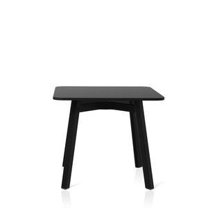 tavolo moderno / in legno / quadrato / contract