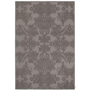 tappeto classico / damascato / in lana / rettangolare