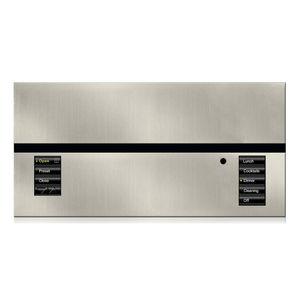 tastiera di controllo per sistema domotico / per lampadario / a muro / wireless