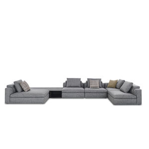 divano modulare / moderno / in tessuto