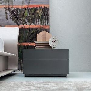 cassettone moderno / in legno / in metallo / in vetro