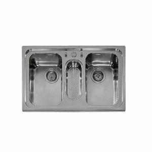 Acciaio Inox Per Acquaio.Lavello A 3 Vasche Tutti I Produttori Del Design E Dell
