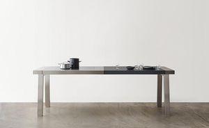 tavolo di preparazione in acciaio inossidabile