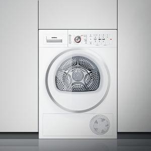 asciugatrice a condensazione / da appoggio / sovrapponibile / ecologica