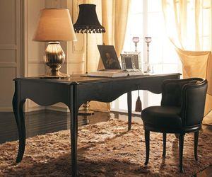 scrivania in stile