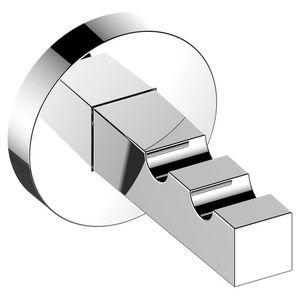 servomuto da parete moderno / in metallo / doppio / per hotel