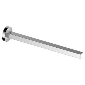 portasalviette a 1 barra / da parete / in metallo cromato / per hotel