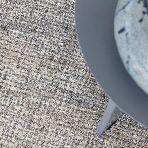 tappeto moderno / a tinta unita / in lana / in viscosa