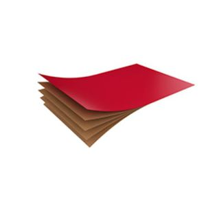 laminato decorativo aspetto legno / a tinta unita / aspetto pietra / aspetto metallo
