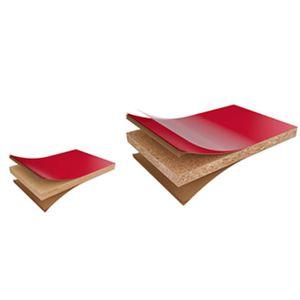 pannello decorativo di rivestimento / per mobilio / di costruzione / in HPL