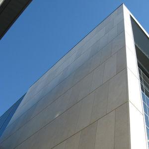 rivestimento di facciata in pannelli