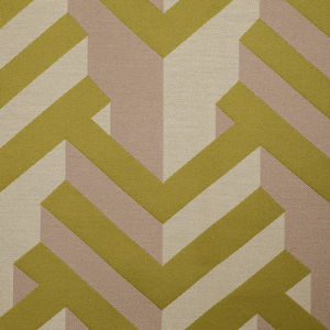 tessuto per tende / motivo geometrico / in poliestere / Jacquard