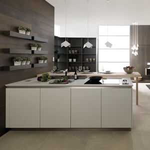 cucina in Solid Surface