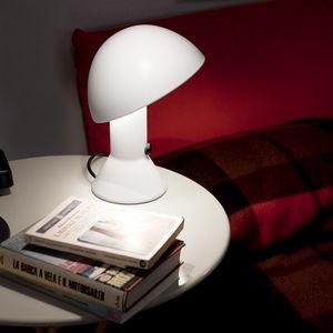 lampada da tavolo / moderna / in alluminio / in resina