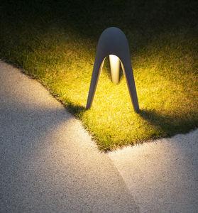 lampada da pavimento / moderna / in cemento / LED
