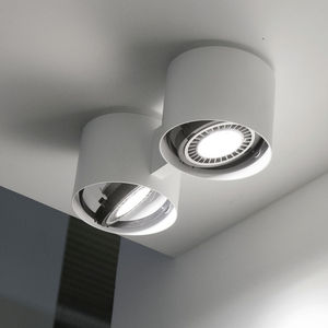 faretto da soffitto / da interno / LED / tondo