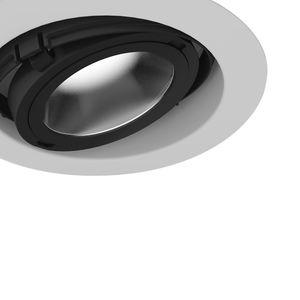 downlight da incasso / LED / tondo