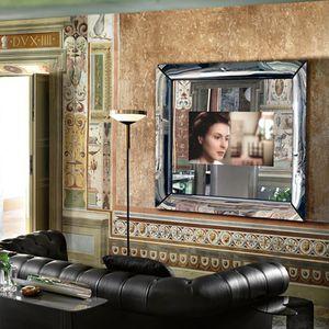 TV a specchio a muro / da sala / moderno / rettangolare