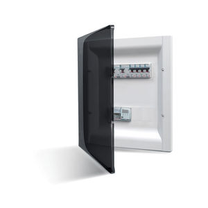 quadro elettrico a muro / professionale / attrezzato / con sportello opaco