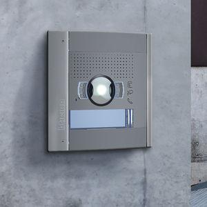 citofono esterno con videocamera