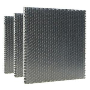 pannello in composito di rivestimento / in vetro / in policarbonato / per interni