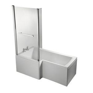 vasca da bagno doccia da appoggio