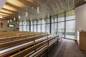 soffitto in legno massiccio