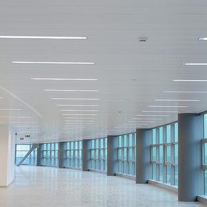 soffitto in alluminio