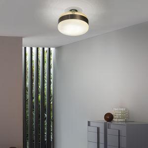 plafoniera moderna / tonda / in vetro soffiato / in vetro di Murano