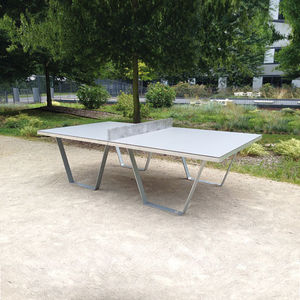 tavolo da ping-pong moderno / per spazio pubblico / per spazio pubblico