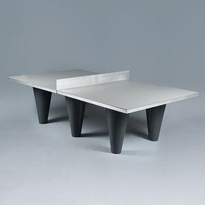 tavolo da ping-pong moderno / per uso esterno / per parco giochi