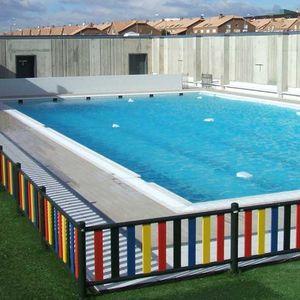 piscina in pannelli / interrata / in calcestruzzo / contract