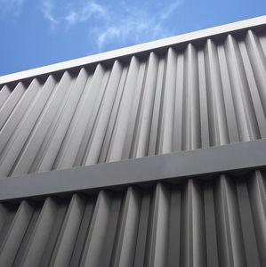 rivestimento di facciata in fogli