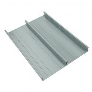 lamiera grecata / in acciaio galvanizzato / per tetti / per rivestimento di facciata