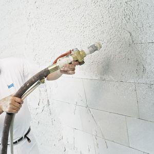 intonaco di lisciatura / isolante / indoor / per muro interno