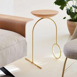 tavolo d'appoggio design minimalista