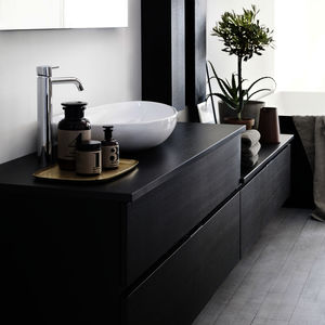 piano lavabo in Dekton®