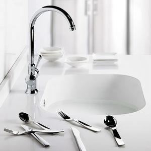 lavello a 1 vasca / in Silestone®