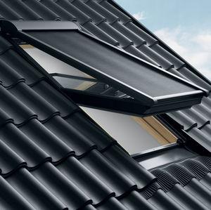 tende da sole a rullo / in tela / da esterno / per finestre da tetto